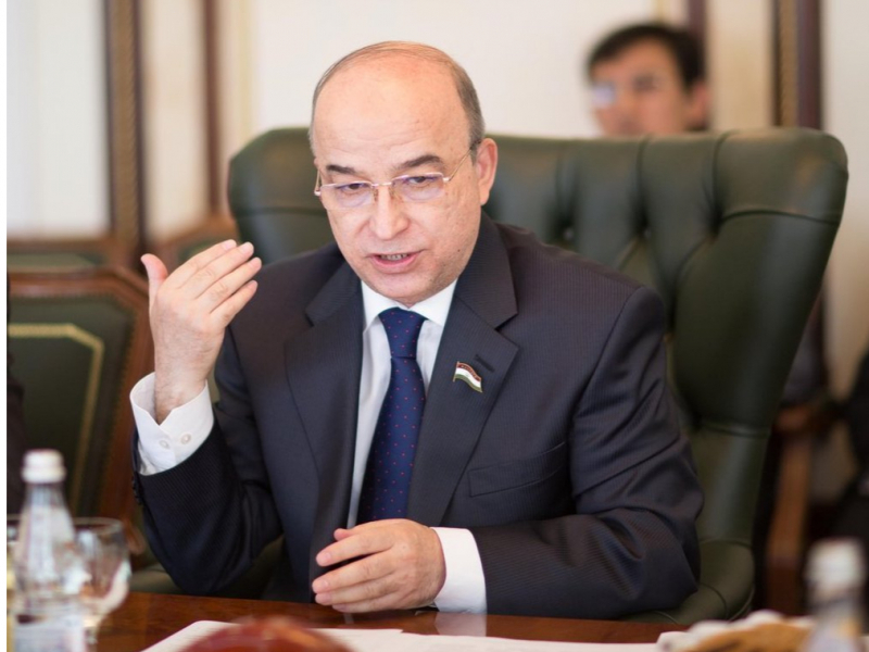 Ўзбекистонга Тожикистон Парламенти спикери келяпти