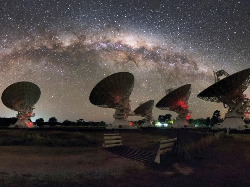 Австралиялик астрономлар сирли космик жисмларни аниқлашди