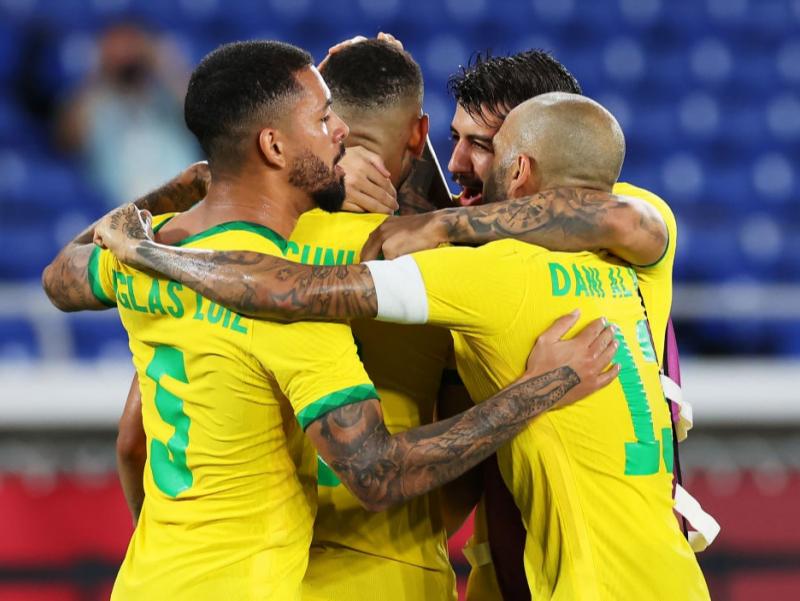 Бразилия кетма-кет иккинчи бор Олимпиада чемпионлигини қўлга киритди