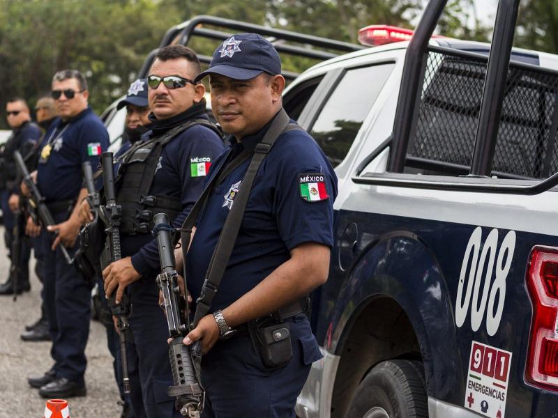 Мексикада 30 та одамни еб қўйган эркак ҳибсга олинди