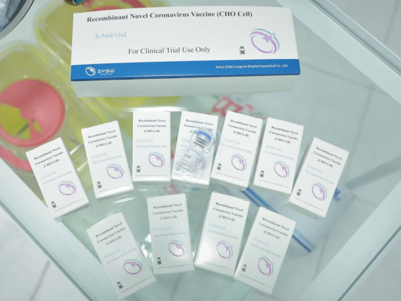 Ўзбекистон COVID-19 вакцинаси ҳаммуаллифи сифатида тан олинди