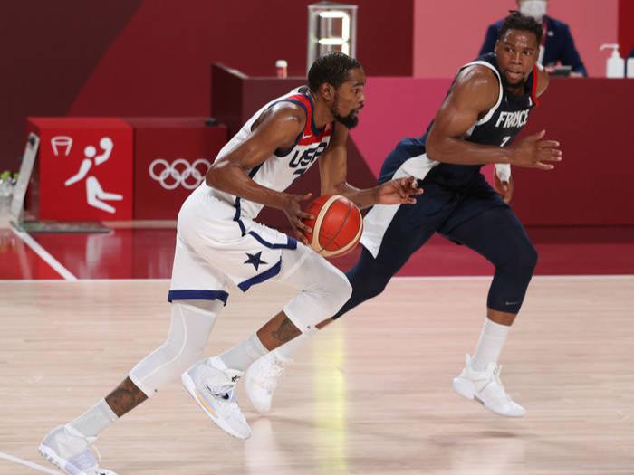 Basketbol: AQSH ketma-ket to'rtinchi bor Olimpiada chempionligini qo'lga kiritdi