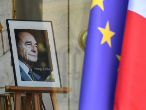 Франция собиқ Президенти Жак Ширак дафн этилди