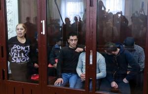 Санкт-Петербург метросидаги теракт гумонланувчилари айбни тан олмади