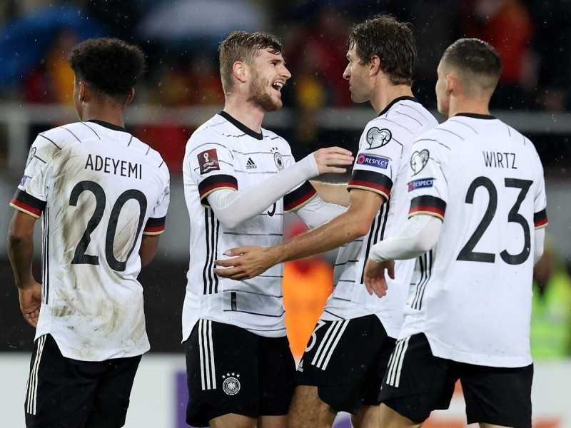 JCH-22 saralashi. Germaniya Mundialga yo'llanmani naqd qildi, Niderlandiya 6 ta gol urdi