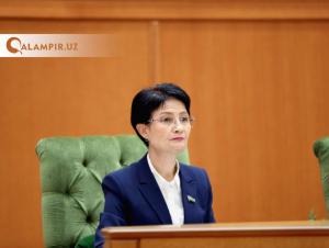Расман: Светлана Ортиқова Президент фармони билан сенаторликдан олинди