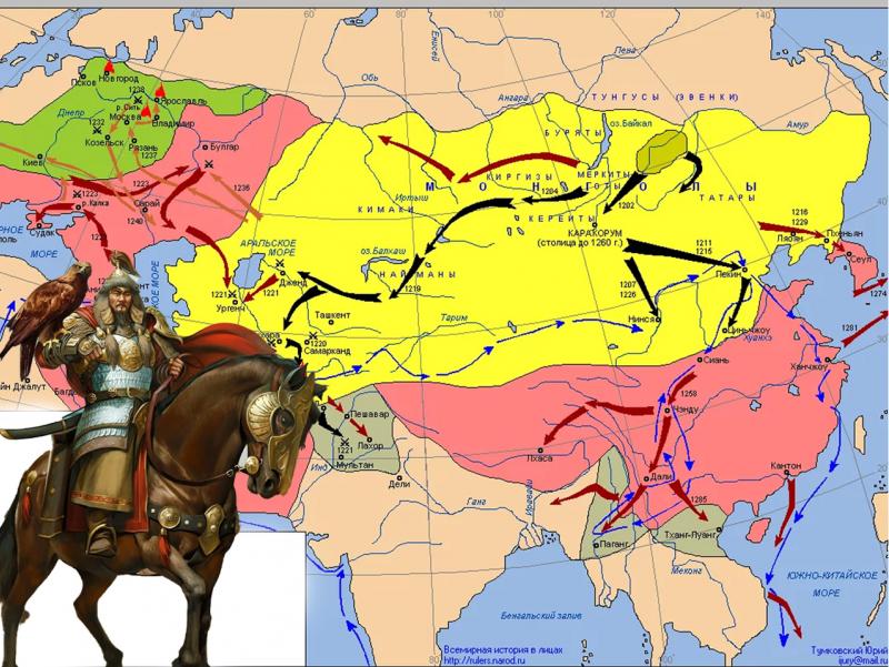 Mo'g'ullarning Xorazmga bosqini sababchisi kim yoxud Chingizxonning Xudoga nolasi (2- qism)