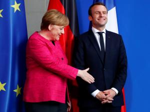 Меркель Brexit`нинг муҳим босқичда эканини айтди. Наҳотки барчаси тугаяпти?
