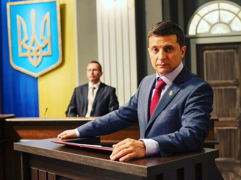 Украина Президенти карантин қоидаларини бузди (фото)