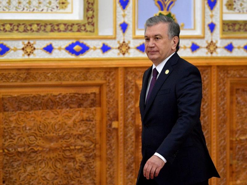 Xitoyda Shavkat Mirziyoyev haqida kitob chop etildi