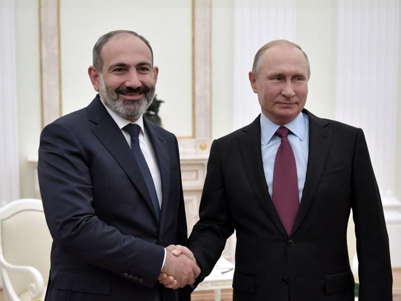 Пашинян хурсанд. У Путин билан нималарни муҳокама қилди?