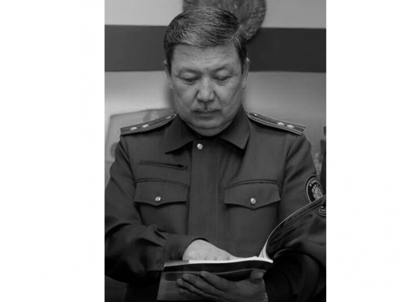 Подполковник Абдураҳмон Пардиев вафот этди