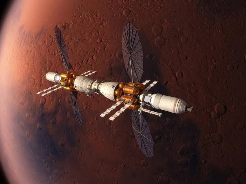 Yaponiya Mars yo'ldoshiga kosmik kema jo'natmoqchi