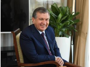 Шавкат Мирзиёев Жоко Видодони табриклади