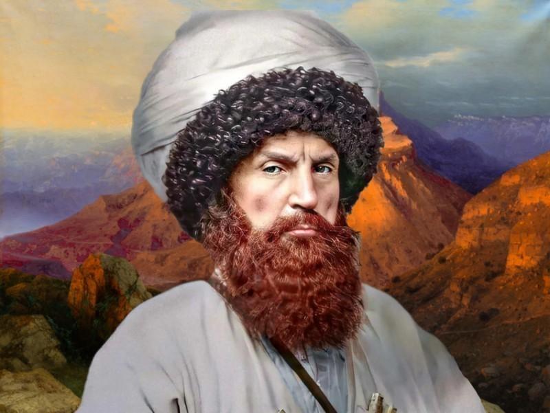 """Ka'baning ustiga chiqqan imom Shomil yoxud 30 yil ruslarga qarshi kurashgan """"Kavkaz arsloni"""""""