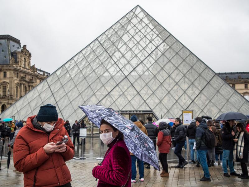Пандемия Лувр музейига қандай таъсир кўрсатди?