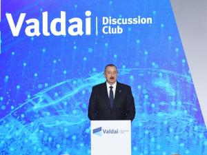 Ilhom Aliyev BMTdan tashvishda va uni tanqid qildi