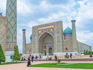 """Самарқанд шаҳри """"Samarqand sity"""" сабаб ЮНЕСКО рўйхатидан ўчирилиши мумкин"""