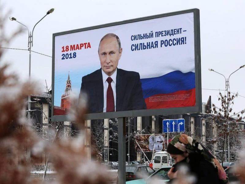 Меросхўр излаш керакмас – Путин яна президентликка номзод бўлмоқчи