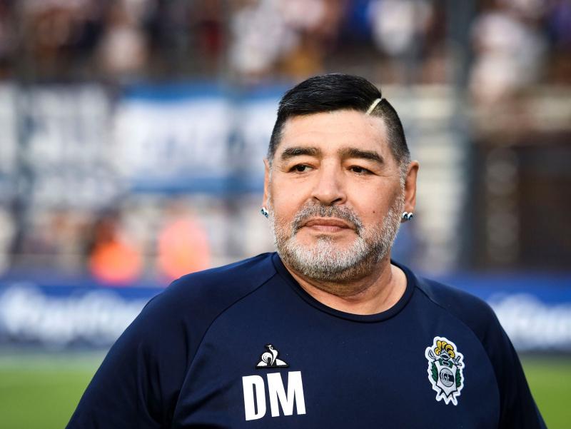 Maradona so'nggi yillarida yaqinlariga qancha mablag' sarflagani ochiqlandi