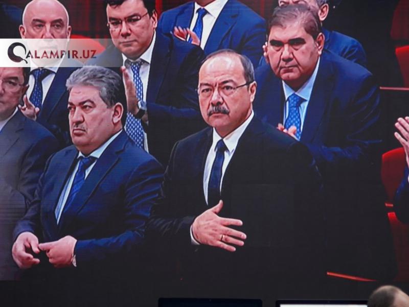 Президент Арипов номзодини Бош вазирликка кўрсатди