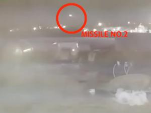 Эрон Украина самолётини қандай уриб туширгани видеоси тарқалди