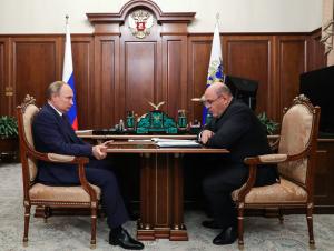 Путин Бош вазир лавозимига номзодини эълон қилди