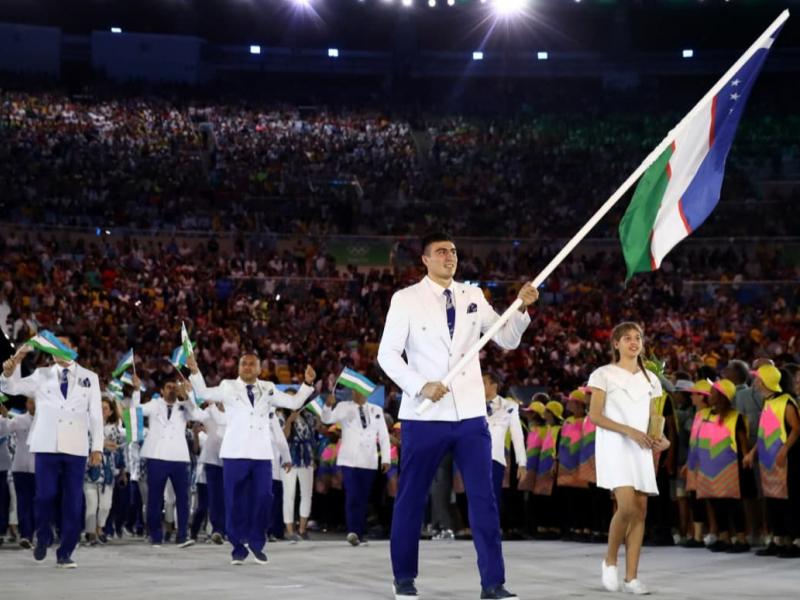 Токио Олимпиадасида Ўзбекистон байроқдори кимлар бўлади?