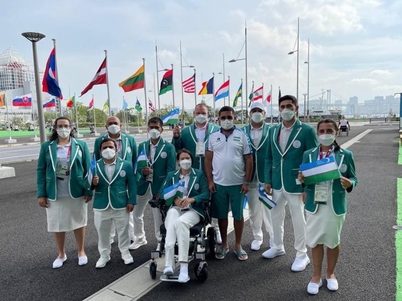 Токио-2020: ўзбекистонлик спортчилар Паралимпиаданинг 4-кунида қандай натижа қайд этди?