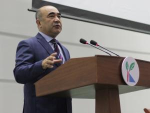 Зойир Мирзаев Қашқадарё ҳокими бўлди