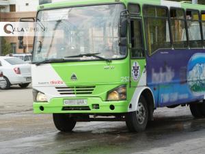 Тошкентда қатор автобуслар йўналишлари ўзгарди
