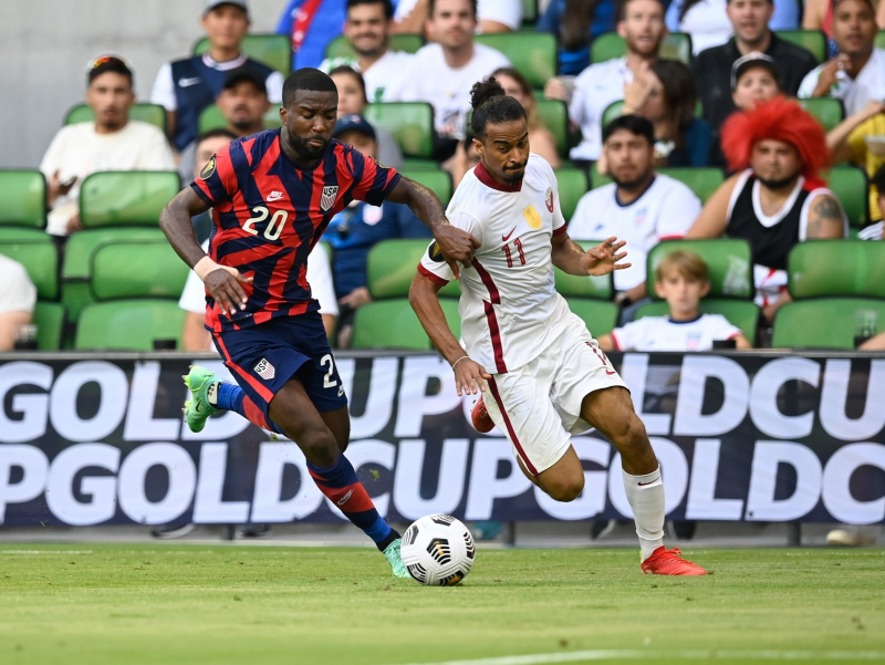 CONCACAF Олтин кубоги: Қатар мусобақани тарк этди, АҚШ финалда