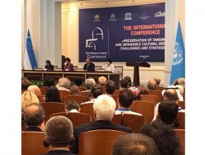 Aripov Samarqandda xalqaro konferensiyani ochib berdi