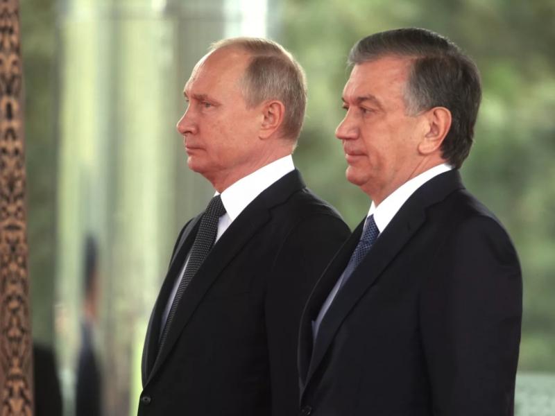 Мирзиёев Путинга ҳамдардлик билдирди