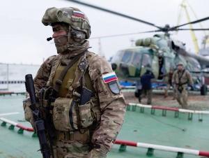 Suriyada rus harbiylari tuzoqqa tushdi