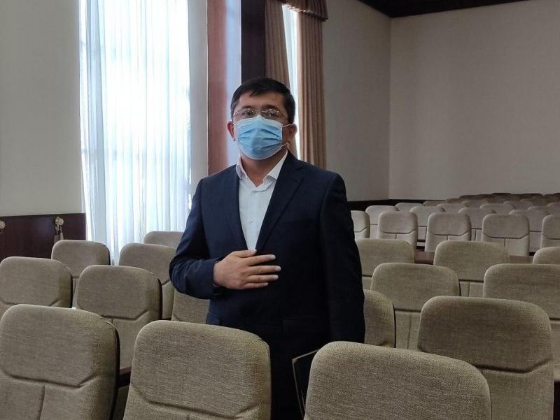Прокурор Шаҳрисабз туманига ҳоким этиб тайинланди