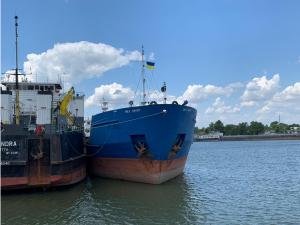 Украина қўлга олган танкердаги денгизчиларни қўйиб юборди