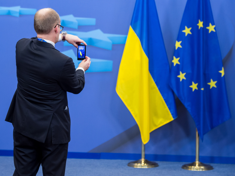 Ukraina o'ziga do'st davlatlarni ma'lum qildi