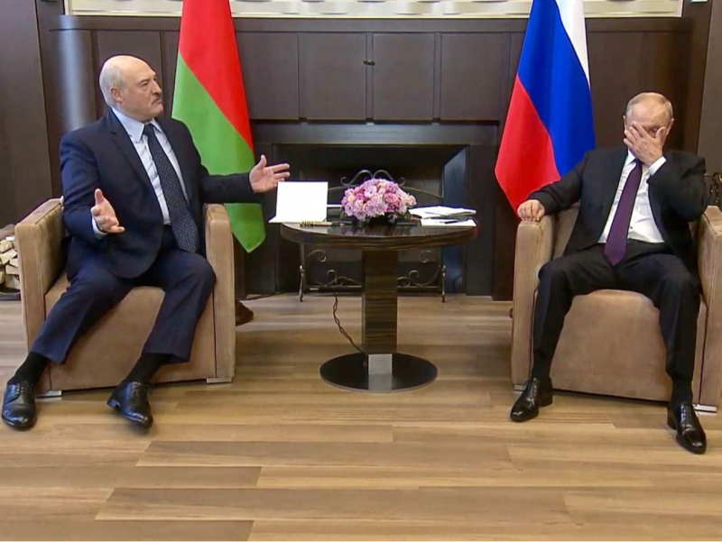 Россия Беларусга 1,5 млрд доллар қарз беради – Путин