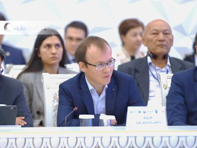 Ўзбекистон 2030 йилгача қандай кадрлар тайёрлаши керак? Сўз Салохўжаевга