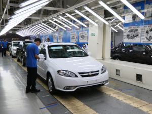 UzAuto Motors'нинг қанча автомобили Афғонистонга экспорт қилинмоқда?