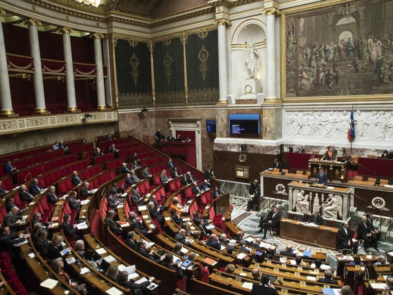 Франция Туркияга қарши санкция таклиф қиляпти