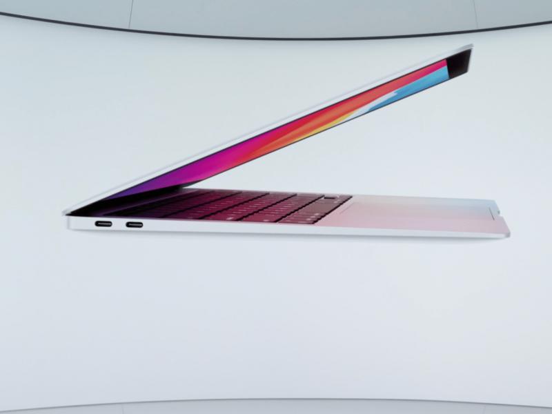 Apple янги ноутбукларни намойиш қилди