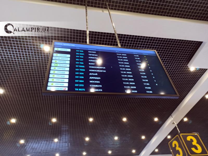 """""""Uzbekistan Airways"""" Hindiston va Turkiyaga ayrim reyslarni bekor qildi"""