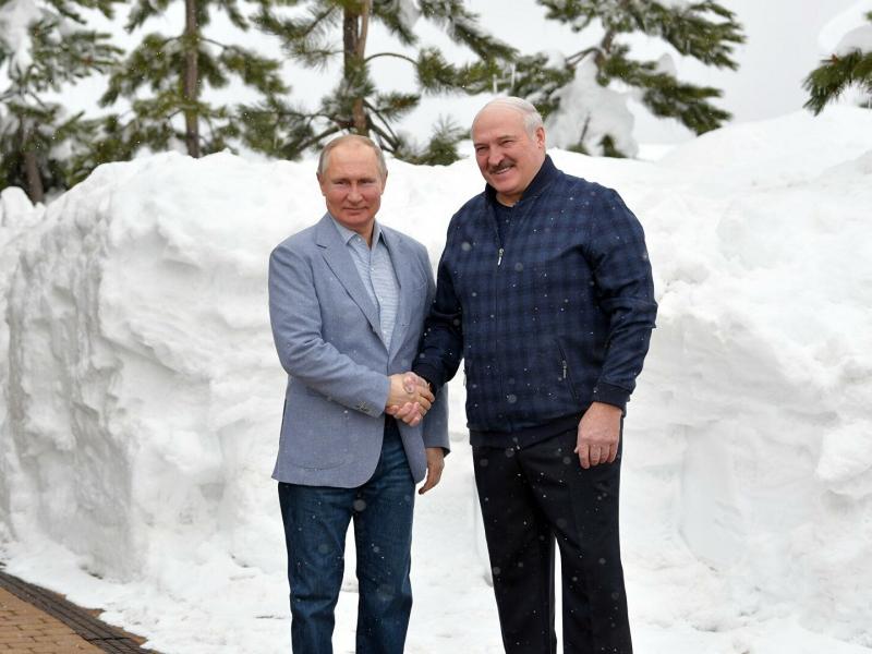 Путин ва Лукашенко ваниҳоят учрашди. Улар нима ҳақида суҳбатлашди? (Видео)