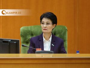 Светлана Ортиқова Бош прокурор ўринбосари бўлди