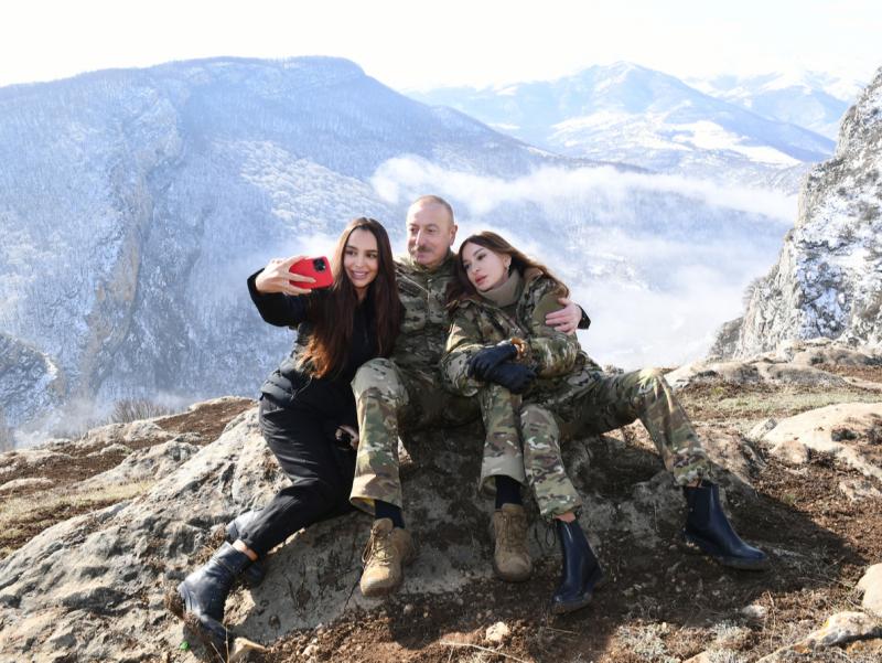 Алиев Шушани Озарбайжоннинг маданий пойтахти деб эълон қилди