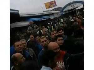 """ДСҚ """"Ўрикзор"""" бозоридаги тортишув юзасидан расмий маълумот берди"""