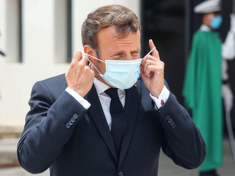 "Францияда коронавирус билан боғлиқ ""оғир давр""кутилмоқда – Макрон"
