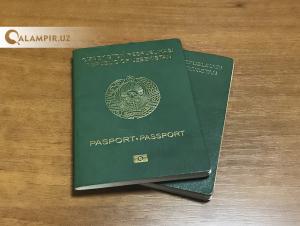 Фуқаролиги бўлмаган 50 минг киши Ўзбекистон паспортини олади